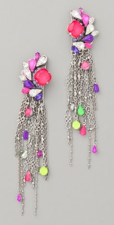 Color Me Crazy Earrings