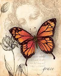 Bildergebnis für картинки для декупажа бабочки