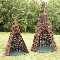 Willow Teepees