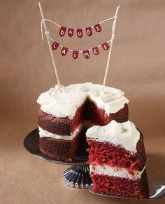 """Izcep torti valsts svētkos! Recepte kūkai """"Sarkanais samts"""""""