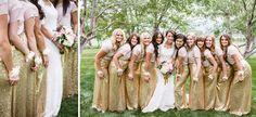 The Luxe Pearl, prestigious wedding inspiration blog, Jasmine Star wedding photography J* wedding, LDS wedding, Temple Wedding, Gold Sequins wedding, Gold Bridesmaids dresses-27