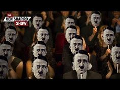 YouAccel Shared a Video: When Everyone Is Hitler Ben Shapiro, Daily Wire, Evil World, James Comey, Full Show, Us Politics, Watch Full Episodes, News Media, Shit Happens