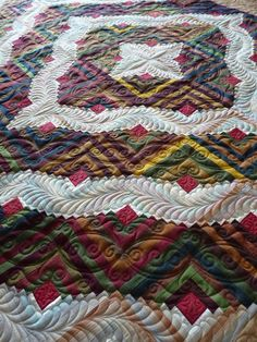 folsomguildquilt (4) by fourseasonsquiltswap, via Flickr