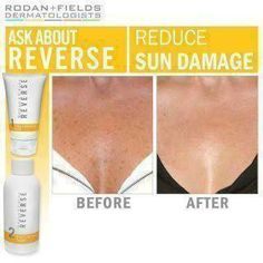 Rodan and Fields REVERSE Regimen. Take the first step to getting the skin you've always wanted. https://dfinney.myrandf.com