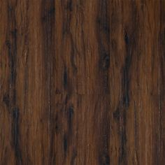 $2.39 p/sqft Tranquility - 4mm Lake Fork Creek Cedar Click Resilient Vinyl  Flooring