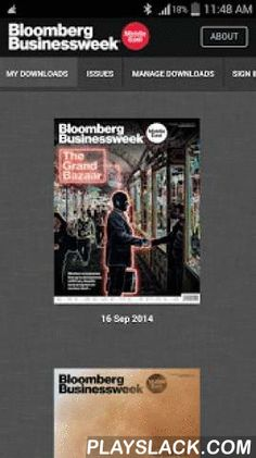 BLOOMBERG BUSINESSWEEK ME  Android App - playslack.com ,  Read Bloomberg Businessweek Middle East weekly for all the content of the print edition of the magazine along with exclusive content and interactive features that enrich the reading experience. Bloomberg Businessweek Middle East offers surprising and timely perspectives on the most important issues of today and unique stories not found anywhere else. It has set a new benchmark for business publications in the region, combining…