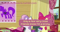 """….and Definitely Don't Start Reading the """"Brony Confessions"""" Tumblr 