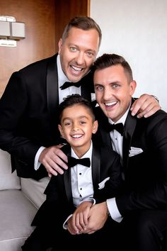 Wedding of the Day: The Real Dads of Melbourne's Intimate Ceremony Melbourne Wedding, Gay Men, Groom Attire, Getting Engaged, First Dance, Photography Photos, Newlyweds, Equality, Fathers
