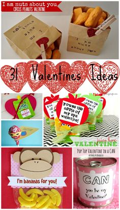 31 Valentines Ideas For Young and Old