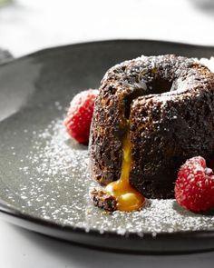 Moelleux is echt zo'n dessertje om mee uit te pakken tijdens de feestdagen. Verras je gasten met deze originele en heerlijke vulling van gezouten karamel!