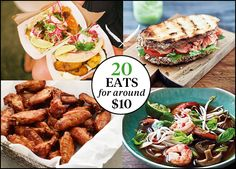 The A List   20 Top Cheap Eats In Brisbane: Round Two