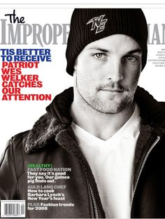 Wes Welker ❤ football crush