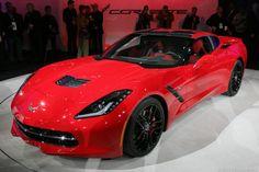 2014 Chevrolet Corvette: the Stingray returns. Sting Me!  LO