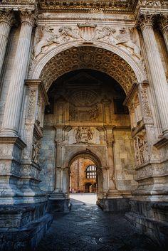 Castel Capuano / Naples, province of Naples, Campania region Italy