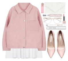 """""""#812 Clara"""" by blueberrylexie ❤ liked on Polyvore featuring Derek Lam, Kenzo, Bobbi Brown Cosmetics, Topshop, Accessorize, Sephora Collection, women's clothing, women, female and woman"""