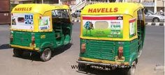 Autorickshaw Advertising in Pune