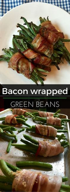 These bacon wrapped green been bundles are a fun and easy way to enjoy beans!   Clearly Organic Nutritionist Corner