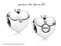 pandora 2016 club charm