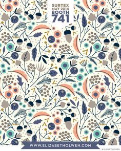 SURTEX 2014: Elizabeth Olwen — UPPERCASE