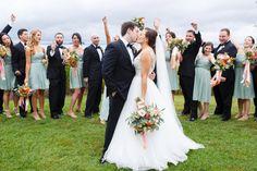 Katie Nesbitt Photography - Wedding Gallery | Modern + Fun Virginia Wedding Photographer
