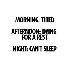 That's me. #InsomniaNight