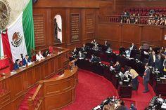 El Congreso del Estado aprobó un presupuesto para la plena ejecución de los dos nuevos sistemas tanto el de Justicia Penal y el Estatal Anticorrupción – Morelia, Michoacán, 02 de ...