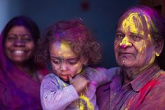 Holi festival 2015 by Céline Barrelet #holifestival #india #photographer