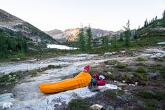 It's hard to beat sleeping under the stars and waking up in the wilderness. www.chrisburkard.com