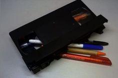 Ideas para reciclar tus VHS