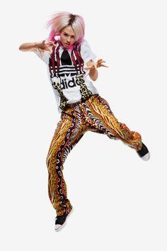 Jeremy Scott x adidas Originals by Originals 2011 Fall/Winter Collection Lookbook