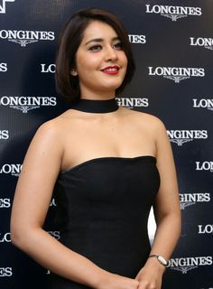 Don't Miss to Check Out High Resolution Photos of Raashi Khanna at Longines Boutique in Black Dress, Raashi Khanna Glam Stills, Raashi Khanna at Longines Boutique Exclusive HQ Photos Bollywood Actress Hot Photos, Beautiful Bollywood Actress, Beautiful Actresses, Tamil Actress, Beautiful Girl Indian, Most Beautiful Indian Actress, Beautiful Women, Pop Design, Sonam Kapoor