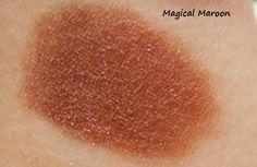 Magical Maroon  (#81224) http://www.eyeslipsface.fr/produit-beaute/pigments