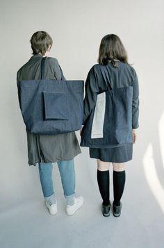 Weekender Bag 02 Denim