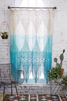 i love this decor idea. a relaxed hippy/boho chill out zone :)