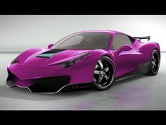 Ferrari 458 Italia | Ferrari 458 Italia Bad-Pinky by EDLdesign
