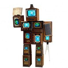 Nam June Paik - Becoming Robot - Asian Society, New York, ETATS-UNIS