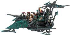 Warhammer information about the raiding Dark Eldar, Wych Cult, their organization, units of troops, weapons and space ships Warhammer 40k Dark Eldar, Warhammer 40000, Spaceship, Sci Fi, The Unit, Destruction, Art, Vehicles, Miniatures