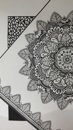Pin by haylee staerck on new drawing ideas Mandala Doodle, Mandala Art Lesson, Mandala Artwork, Mandala Painting, Zen Doodle, Mandala Tattoo, Mandala Sketch, Mandala Design, Mandala Pattern