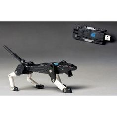 Transformer 4gb USB Drive: Ravage  Would go great with the Soundwave mp3 player.