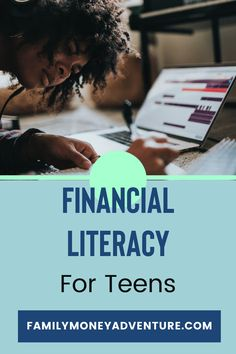 Financial literacy for teens is an essential life skill. Learn some simple ways to teach financial literacy to your teen in our latest guide. via @familymoneyadventure Money Tips, Money Saving Tips, How To Get Rich, How To Become, Build Credit, Become A Millionaire, Financial Literacy, Life Skills, Debt