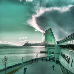 Wonderful view of Seilet Molde Norway