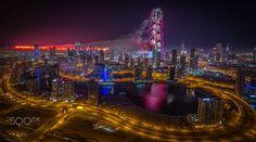 Happy new year Dubai by khalid jamal - Photo 134254975 - 500px