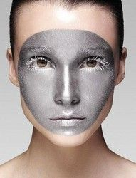 The Sweet 7: Silver & Black Makeup Looks