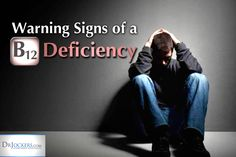 Warning signs of a B12 Deficiency. Don't let an undiagnosed B12 deficiency ruin your health.