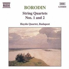 Borodin String Quartet No. 2