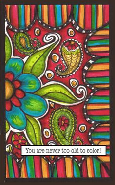 I love this one! #art #journal