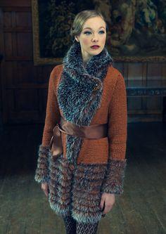 Ravelry: Urte pattern by Louisa Harding