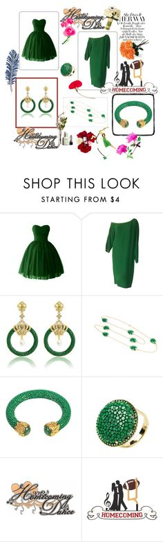 """Latelita 13"" by ado-duda ❤ liked on Polyvore featuring Versace, Dolce&Gabbana and L'Agence"