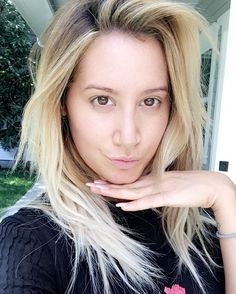 Usually a woman doesn't reveal her age. (Ashley Tisdale)