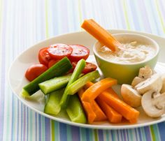Low-Cal Snacks that Fight Fatigue